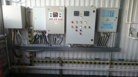 Модульная котельная, 3050 кВт, собрана из трёх